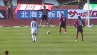 2001J1ホーム鹿島戦