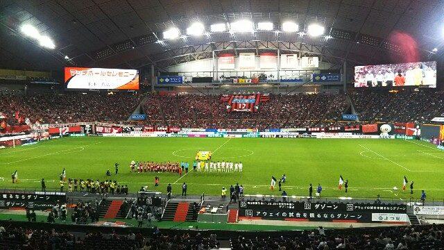 2018Jリーグホーム名古屋戦