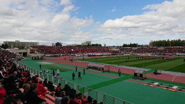 2018年Jリーグガンバ大阪戦
