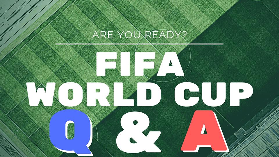 FIFAワールドカップクイズ