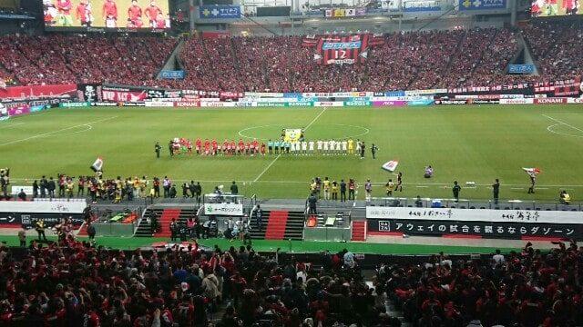2018ホーム広島戦